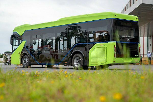 Xe bus điện VinFast: Có wifi miễn phí, màn hình thông tin giải trí, USB sạc điện…