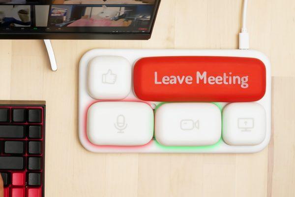 ChonkerKeys: Bàn phím phụ mới lạ giúp họp và làm việc trên Zoom tiện lợi hơn