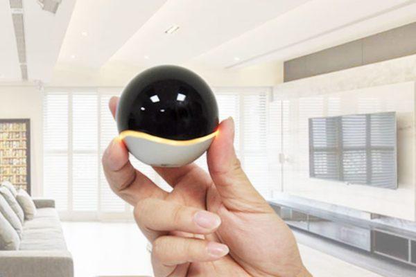 Mercu: Quả cầu tích hợp camera và kết nối cảm biến IoT để bảo vệ ngôi nhà của bạn