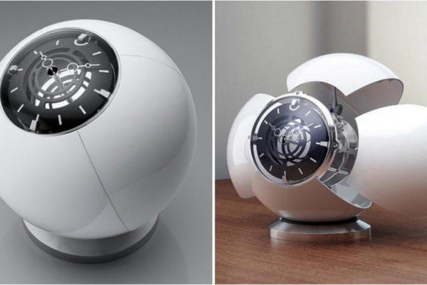 MB&F x L'Epée 1839 Orb: Đồng hồ lấy cảm hứng từ đôi mắt và đôi cánh của bọ cánh cứng