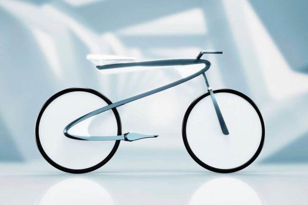 """Mẫu concept xe đạp điện có khung chữ """"Z"""" mang phong cách tương lai"""