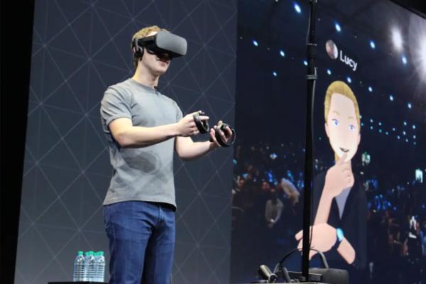 Horizon Workrooms: Ứng dụng làm việc thực tế ảo mới của Facebook