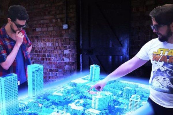 Công nghệ ảnh ba chiều có thể sờ và cảm nhận của các nhà khoa học từ Đại học Glasgow