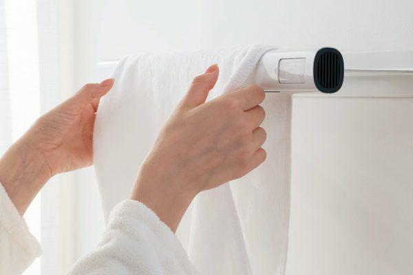 Ranvoo: Giá treo trong nhà tắm hong khô và khử trùng quần áo của bạn