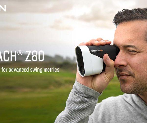Garmin Approach Z80 : Máy đo khoảng cách laser cách mạng hóa môn golf