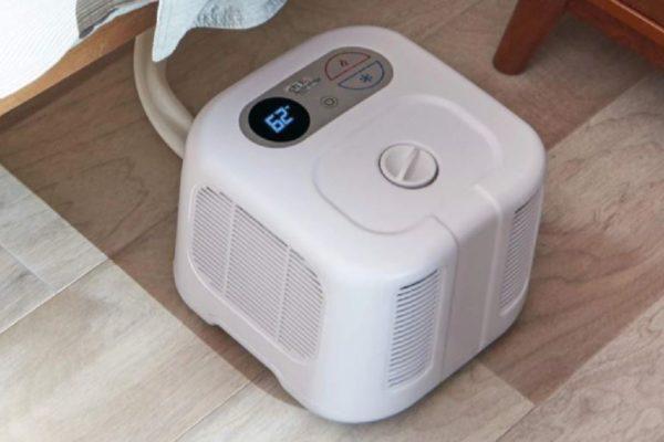 ChiliSleep Cube: Máy điều chỉnh nhiệt độ giường nhanh chóng đưa bạn vào giấc ngủ