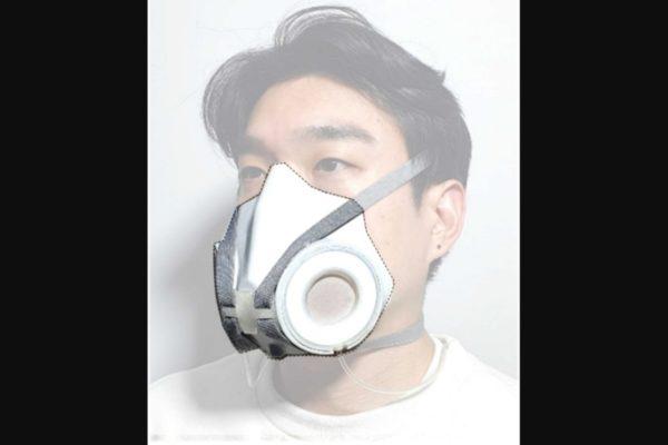 DAF Mask : Khẩu trang thông minh có thể tự động điều chỉnh khả năng thở.