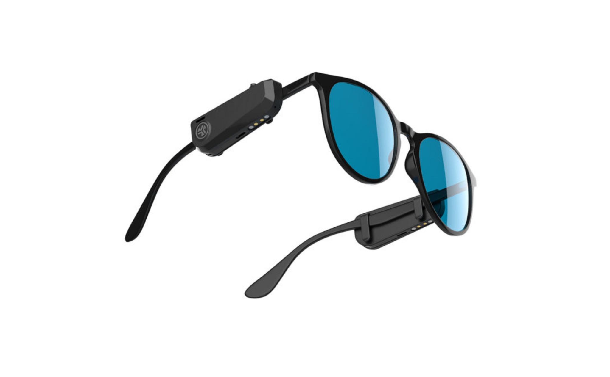 JLab JBuds : Phụ kiện biến  mắt kính trở thành thiết bị âm thanh di động