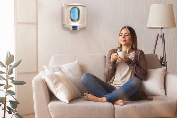 SmartWindow : Cửa sổ thông minh sử dụng cảm biến để điều hòa không khí trong nhà